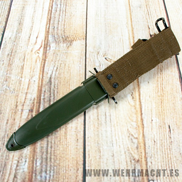M4 Bayonet with M8A1 Scabbard