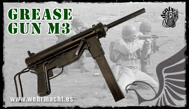 Grease Gun M3A1