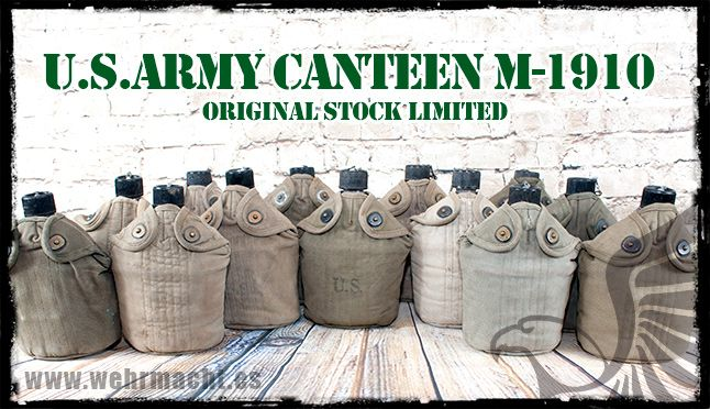 M-1910 U.S. Army Canteen